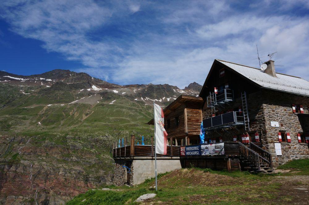 Ötztal in Tirol