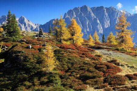 Farbenspiel Lienzer Dolomiten, © Thomas Bichler
