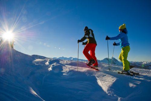 Schneeschuhwandern, © TVB Grossarltal, www.grossarltal.info