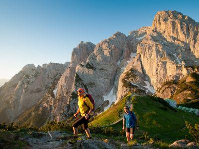 Wandern im Kaiserbachtal, © Franz Gerdl, TVB St. Johann in Tirol