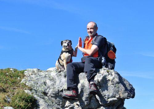 Wandern mit Hund, © Hitsch Kasper