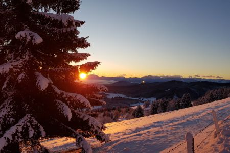 Winter, © Österreichs Wanderdörfer, Elisabeth Pfeifhofer