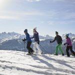 Schneeschuhwandern in Bartholomäberg, © Montafon Tourismus GmbH, Schruns - Alex Kaiser