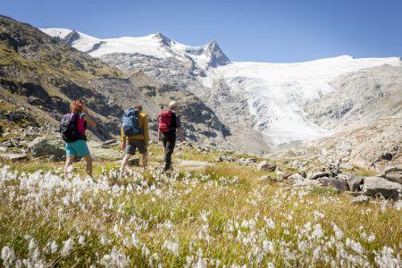 Wandern im Nationalpark Hohe Tauern Osttirol, © Martin Lugger