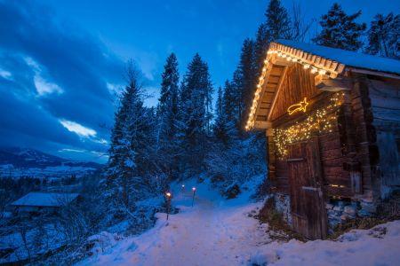 Weihnachtswanderung, Tourismusverband Radstadt