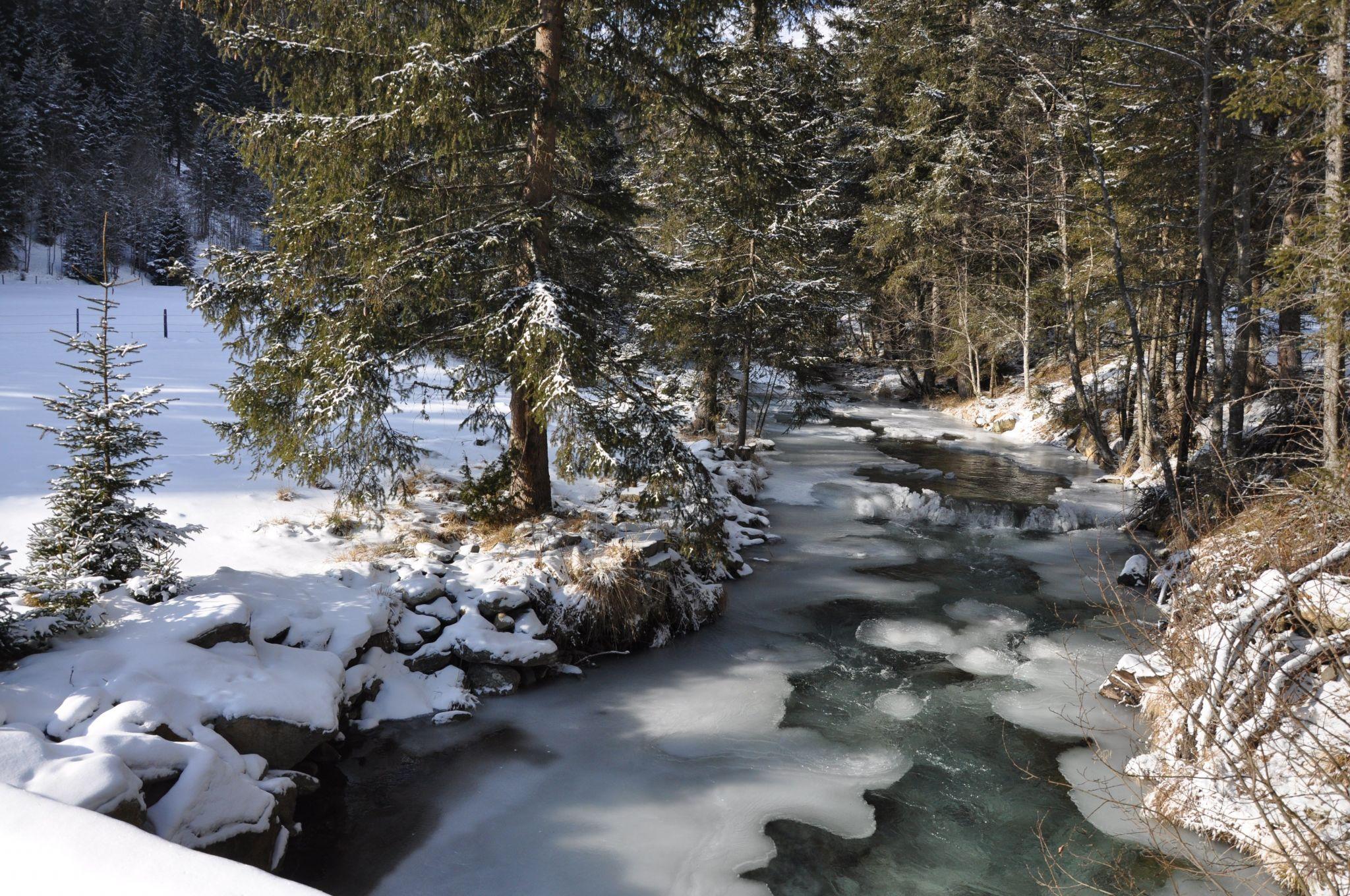 Winterwanderung ins Rantental