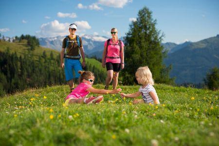 Wandern mit der Familie im Großarltal