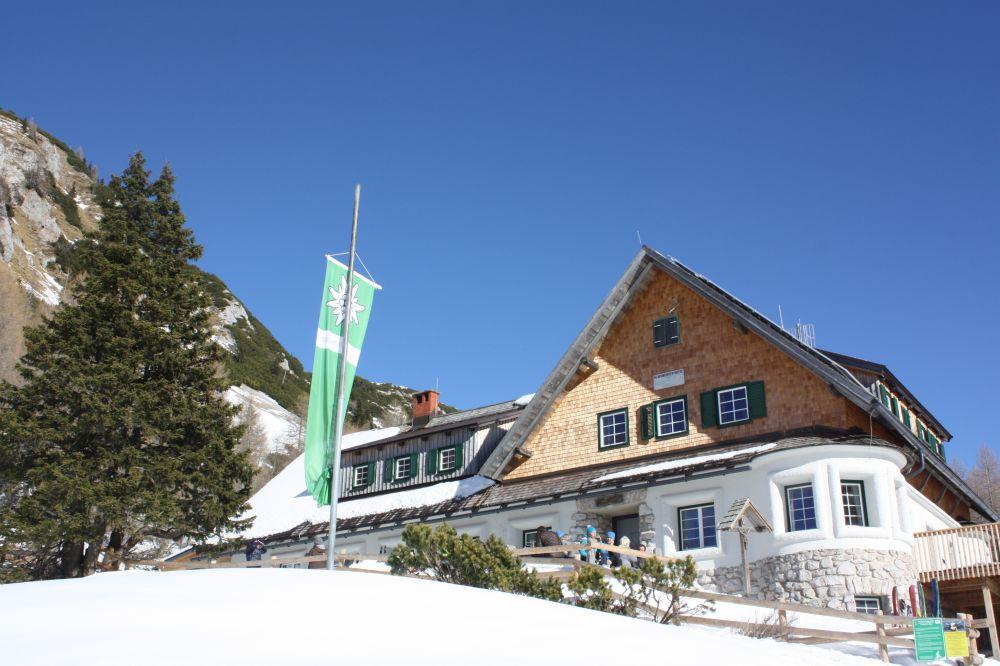 Die Klagenfurter Hütte, © Österreichs Wanderdörfer, Corinna Widi