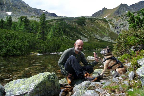 Wandern mit Hund zum Wildenkarsee, © Hitsch Kasper