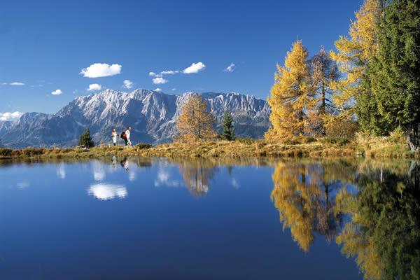 Herbstwanderung, © Aktivhotel Alpendorf, Oczlon