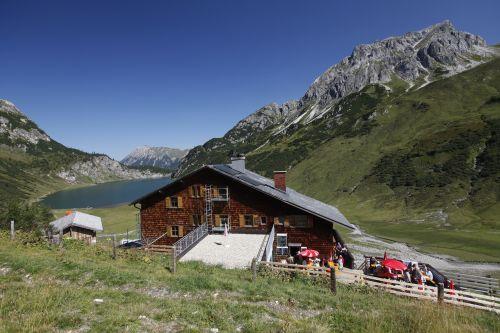 Tappenkarseehütte, © Tourismusverband Kleinarl