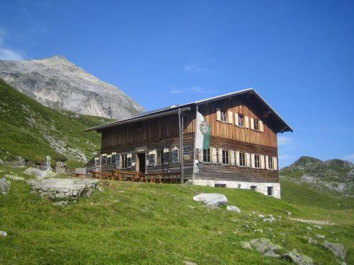 Giglachseehütte in Schladming, © Giglachseehütte