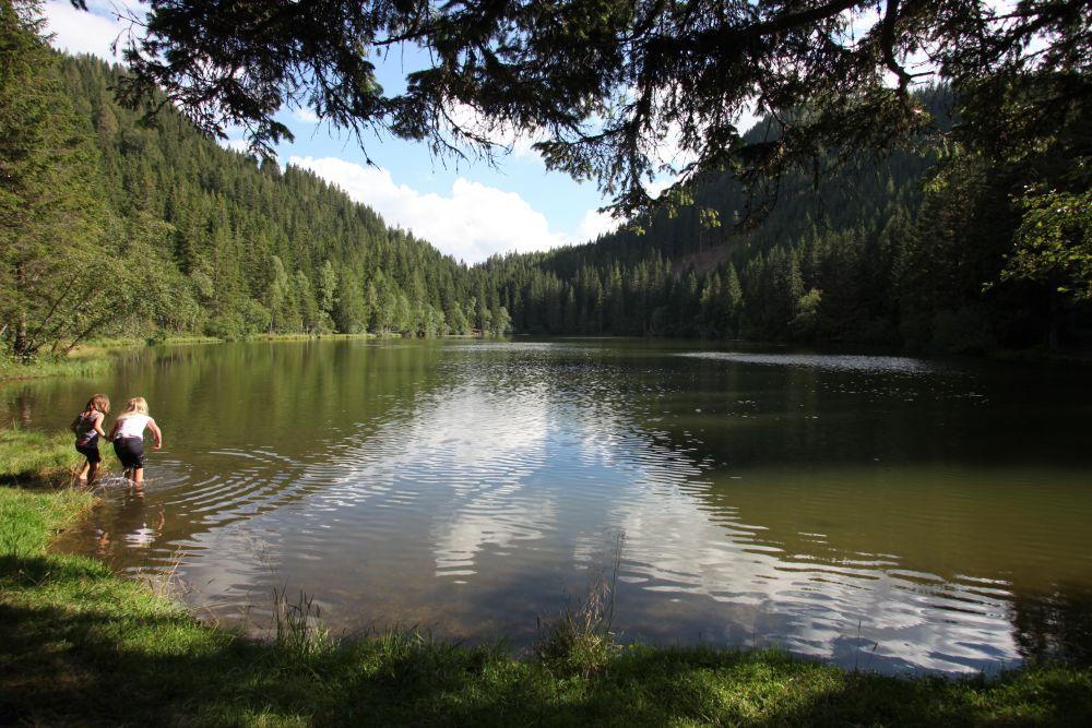 Auerlingsee, © Naturpark Zirbitzkogel-Grebenzen, Michenthaler