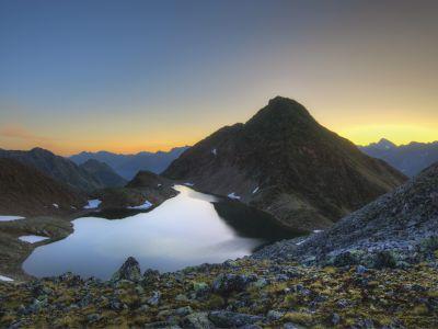 Schwarzsee ob Sölden, © Ötztal Tourismus, Isidor Nösig