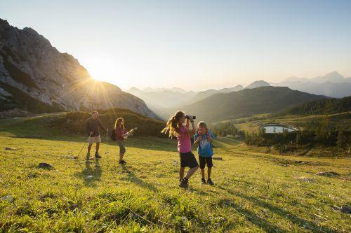 Familienurlaub im Nassfeld, © Nassfeld-Pressegger See/Lesachtal, Zupanc