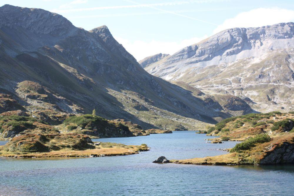Giglachsee, © Österreichs Wanderdörfer, Corinna Widi
