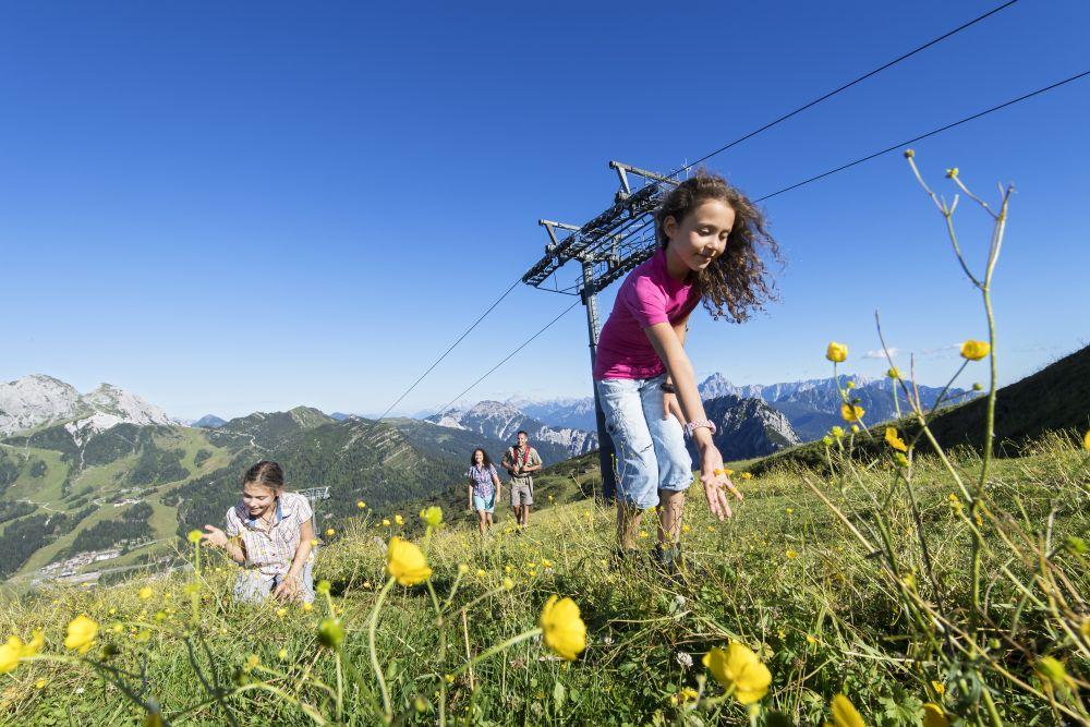 Sommerurlaub, © Nassfeld-Pressegger See/Lesachtal, Zupanc