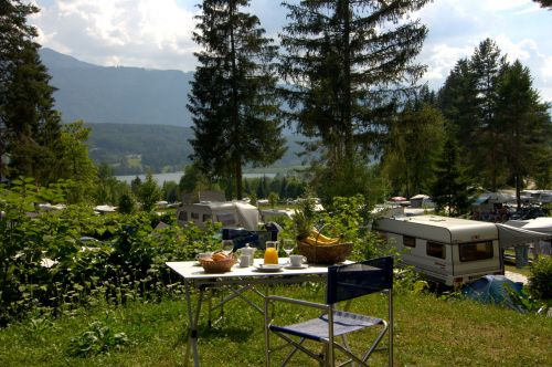 Naturpark Schluga Seecamping