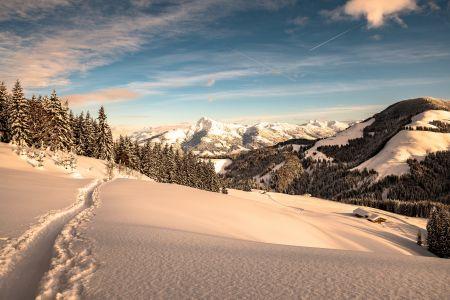 Landschaft-Winter-Wilder-Kaiser © manuelbialucha, Wilder Kaiser