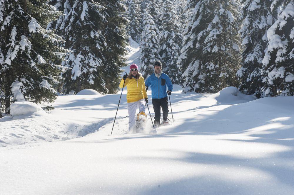 Winterwandern in Altenmarkt-Zauchensee, © Altenmarkt-Zauchensee Tourismus
