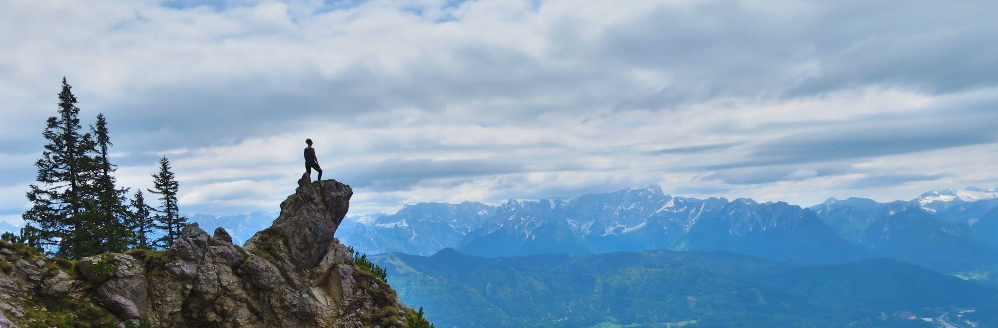 Aussicht Dobratsch, © Karmen Nahberger