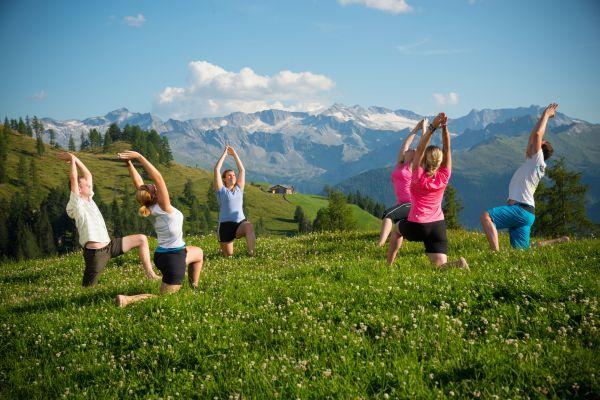Yogawanderung, www.grossarltal.info
