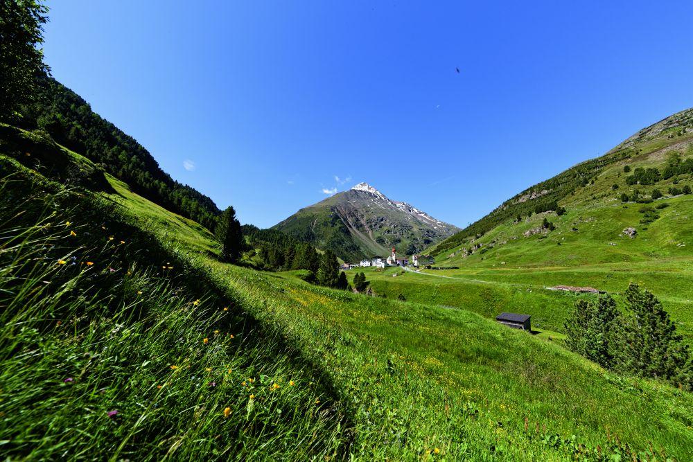 Ortsaufnahme Vent, © Ötztal Tourismus, Anton Brey