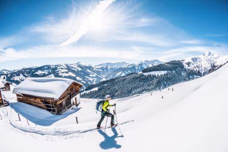 Skitour in den Kitzbüheler Alpen, (c) Kitzbüheler Alpen