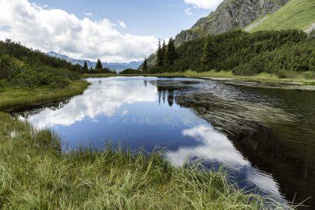 Wiegensee, © Andreas Haller - Montafon Tourismus GmbH, Schruns