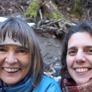 Velika Schiffer & Andrea Schallengruber