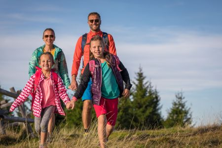 Familienwandern, © TVB Naturpark Zirbitzkogel-Grebenzen, Mediadome