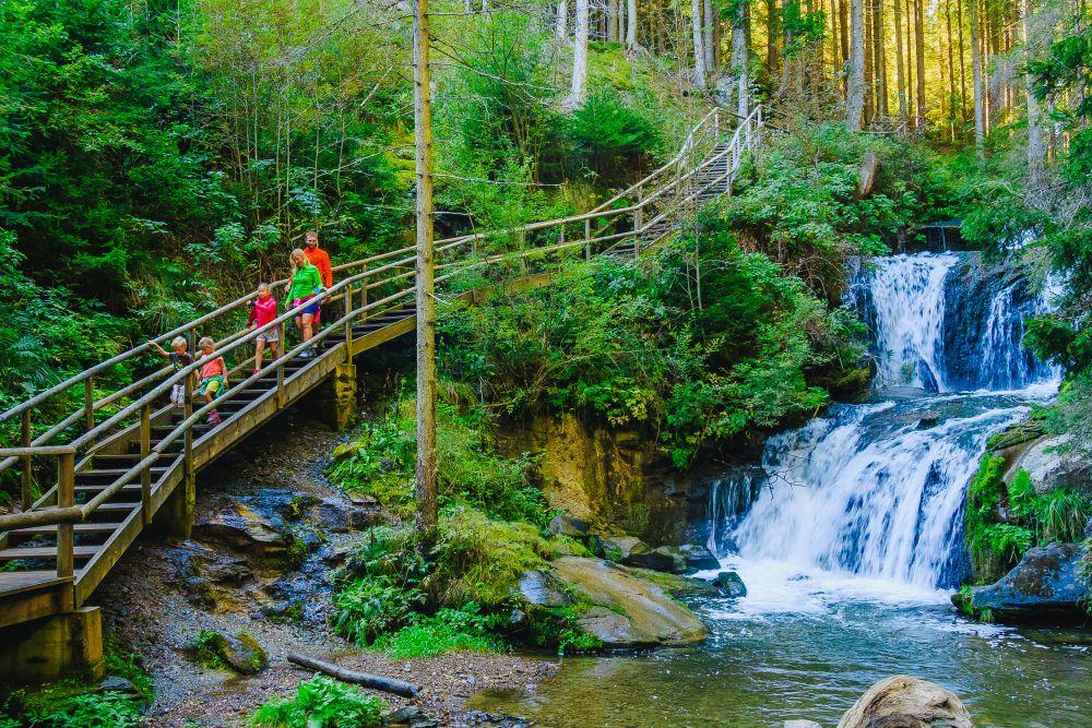 Graggerschlucht, © TVB Naturpark Zirbitzkogel-Grebenzen, Mediadome