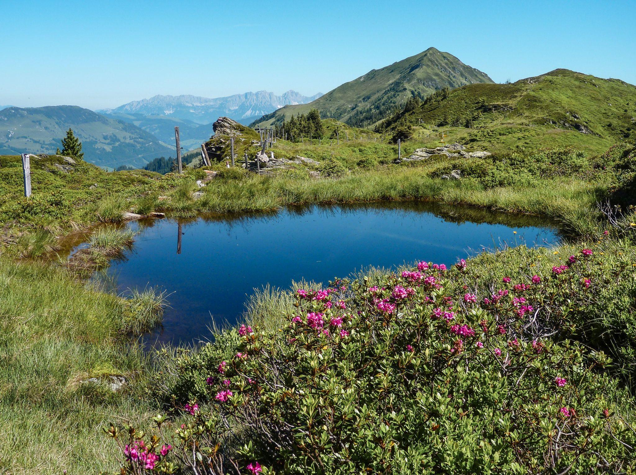 Bergsee am KAT Walk, © Peter Vonier