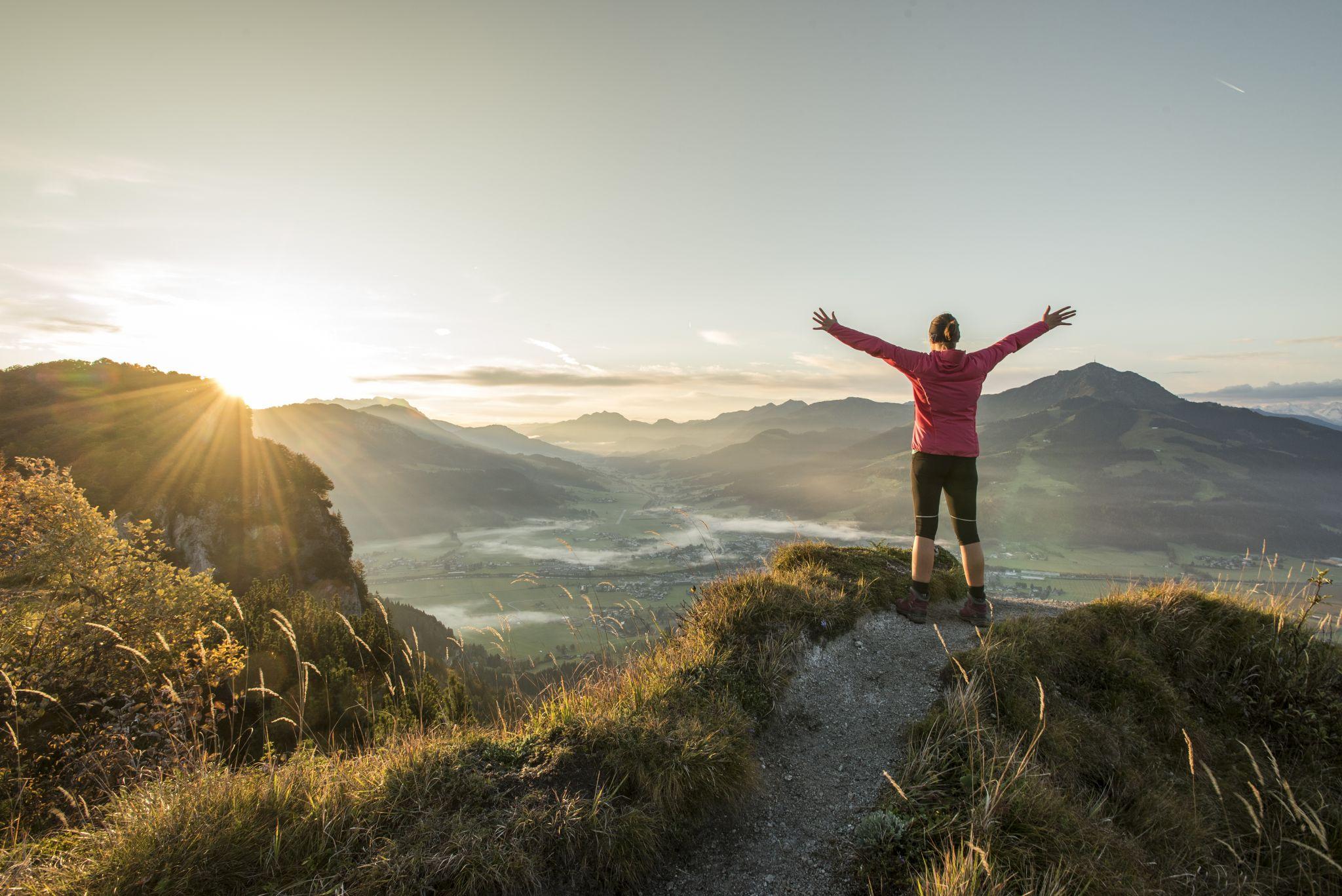 Wandern für die Seele, ©Franz Gerdl, St. Johann in Tirol