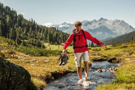 Wandern im Brixental, © Kitzbüheler Alpen-Brixental, Stefan Eisend