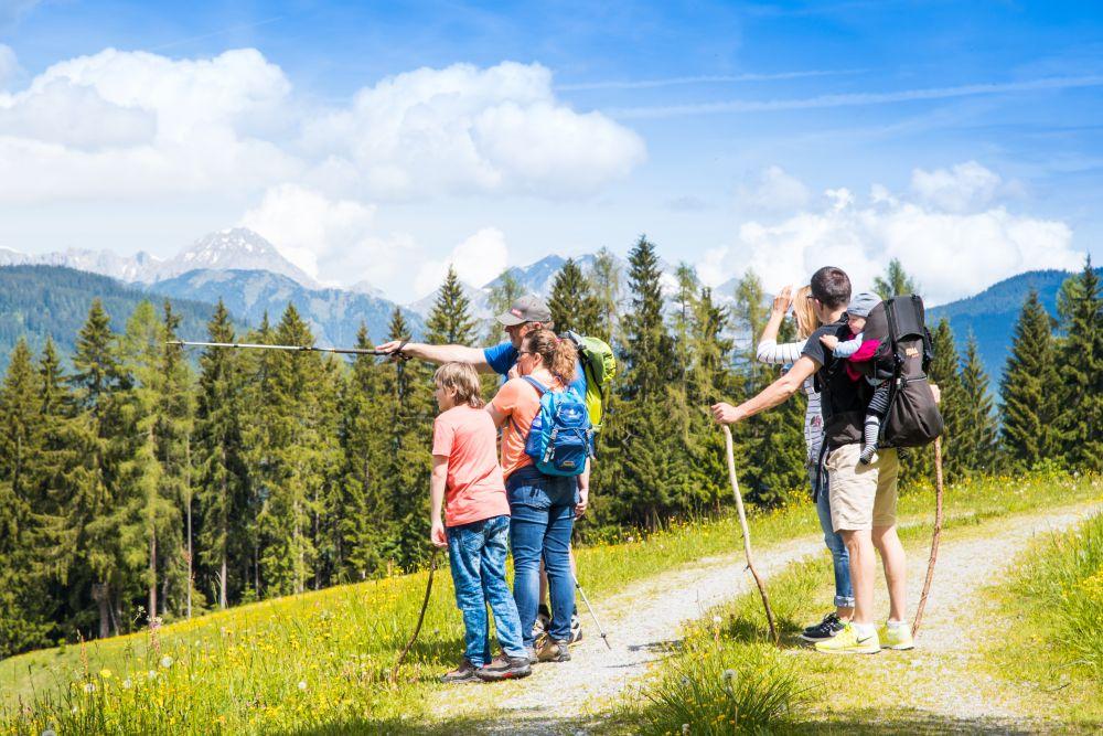 Unterwegs mit Wanderführer Martin Schwarzenbacher
