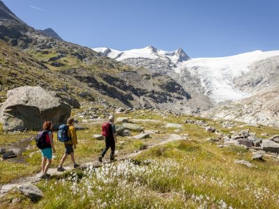 Wandern im Nationalpark Hohe Tauern Osttirol, © Martin Lugger, Nationalpark Hohe Tauern