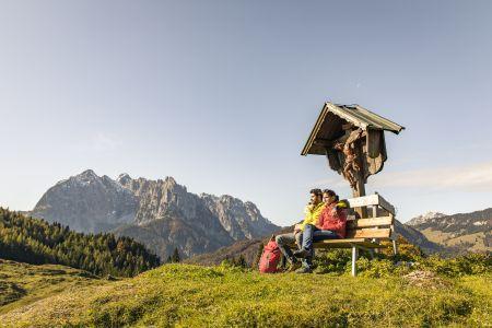 Koasatrail (c) St. Johann in Tirol, Sportalpen