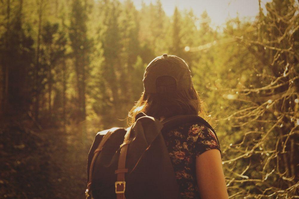 Wandern Rucksack, pixabay