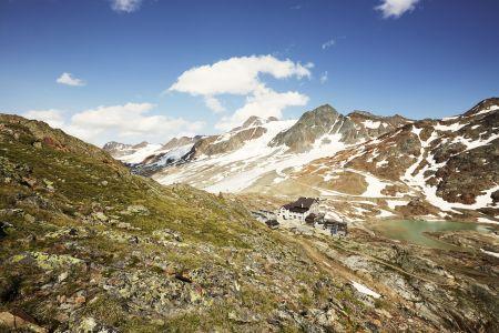 Schöne Aussicht in Vent © Ötztal Tourismus