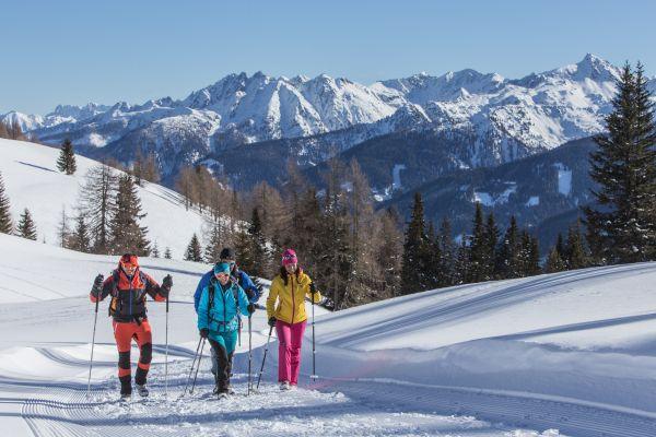 Winterwandern in Kartitsch, © Christian Riepler, Berg im Bild