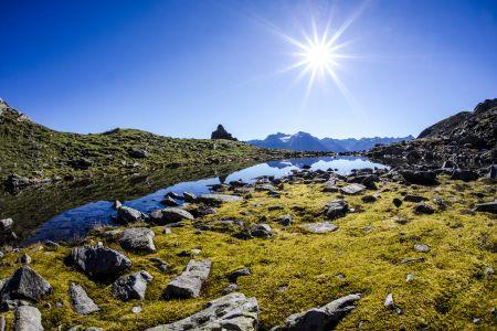 Bergsee Ötztaler Alpen, © Ötztal Tourismus