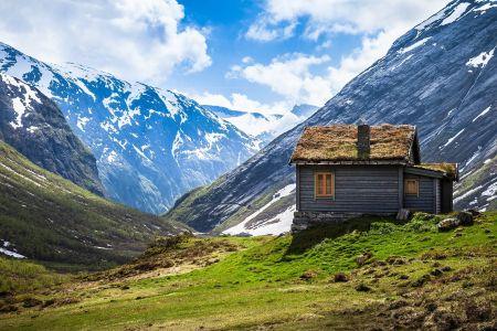 Hütte, pixabay