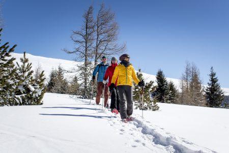 Schneeschuhwandern Zirbitzkogel © Tonnerhütte, Tom Lamm