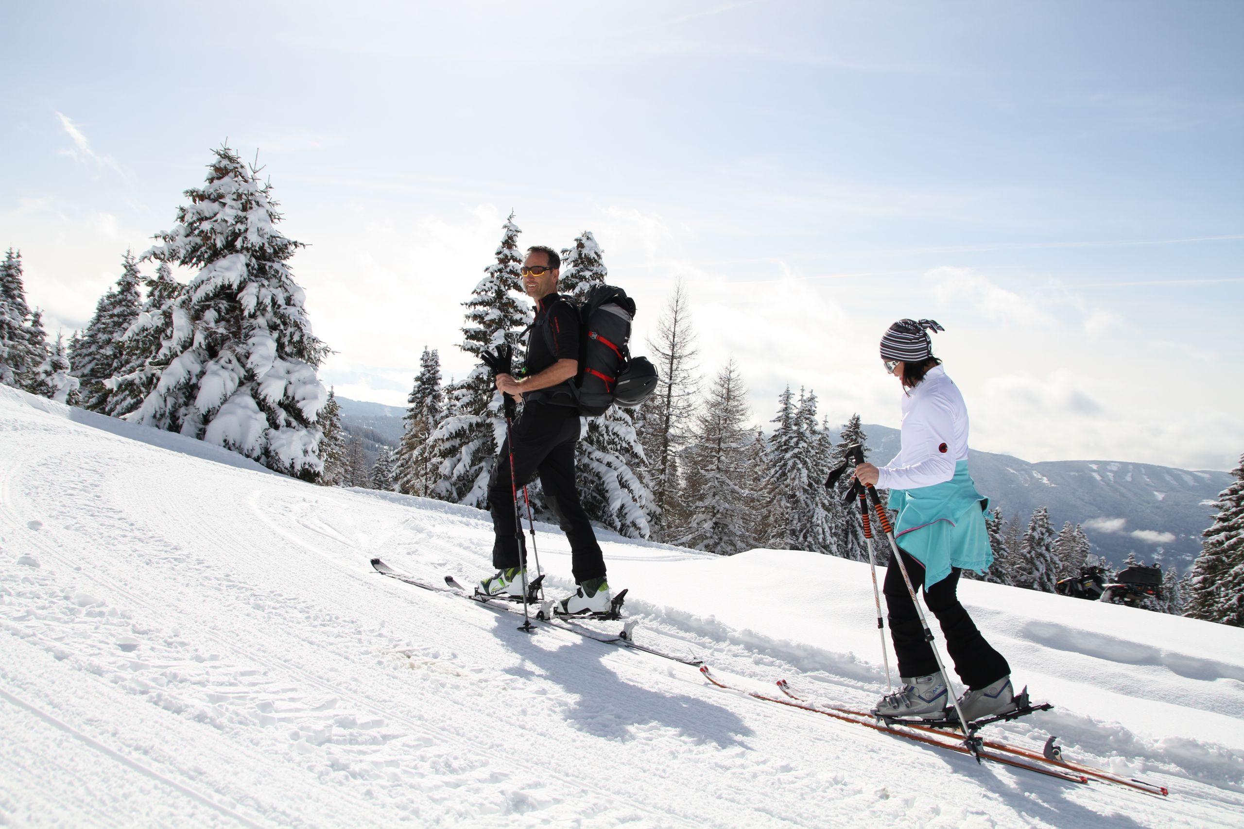 Skitouren © Tonnerhütte