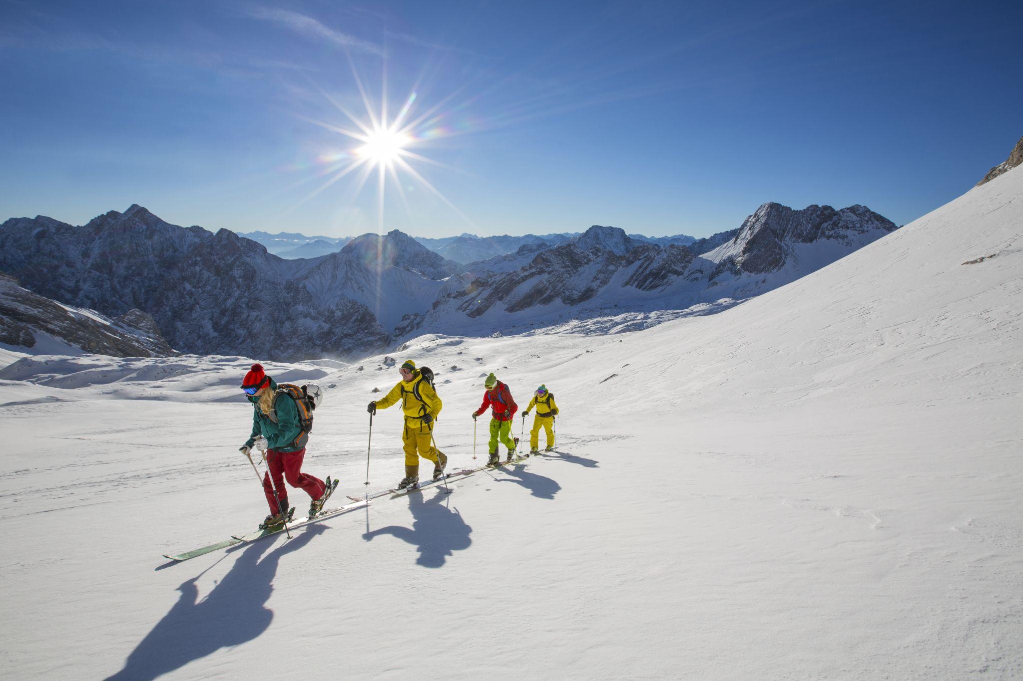 Skitour Defereggental, © Osttirol Werbung
