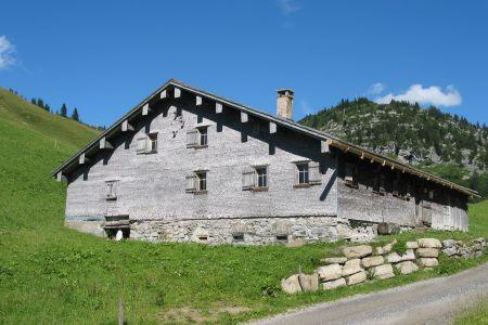 Alpmuseum (c)Warth-Schröcken Tourismus