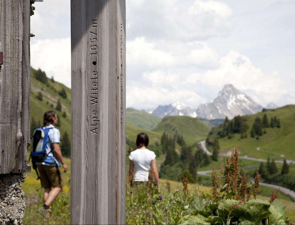 Auf den Spuren der Walser, © Warth-Schröcken Tourismus
