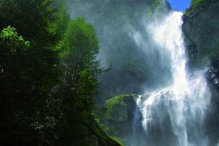 Jungfernsprung (c) Nationalpark Hohe Tauern