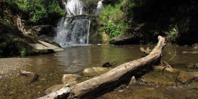 Kaskadenwasserfall, © Archiv Naturpark Zirbitzkogel-Grebenzen